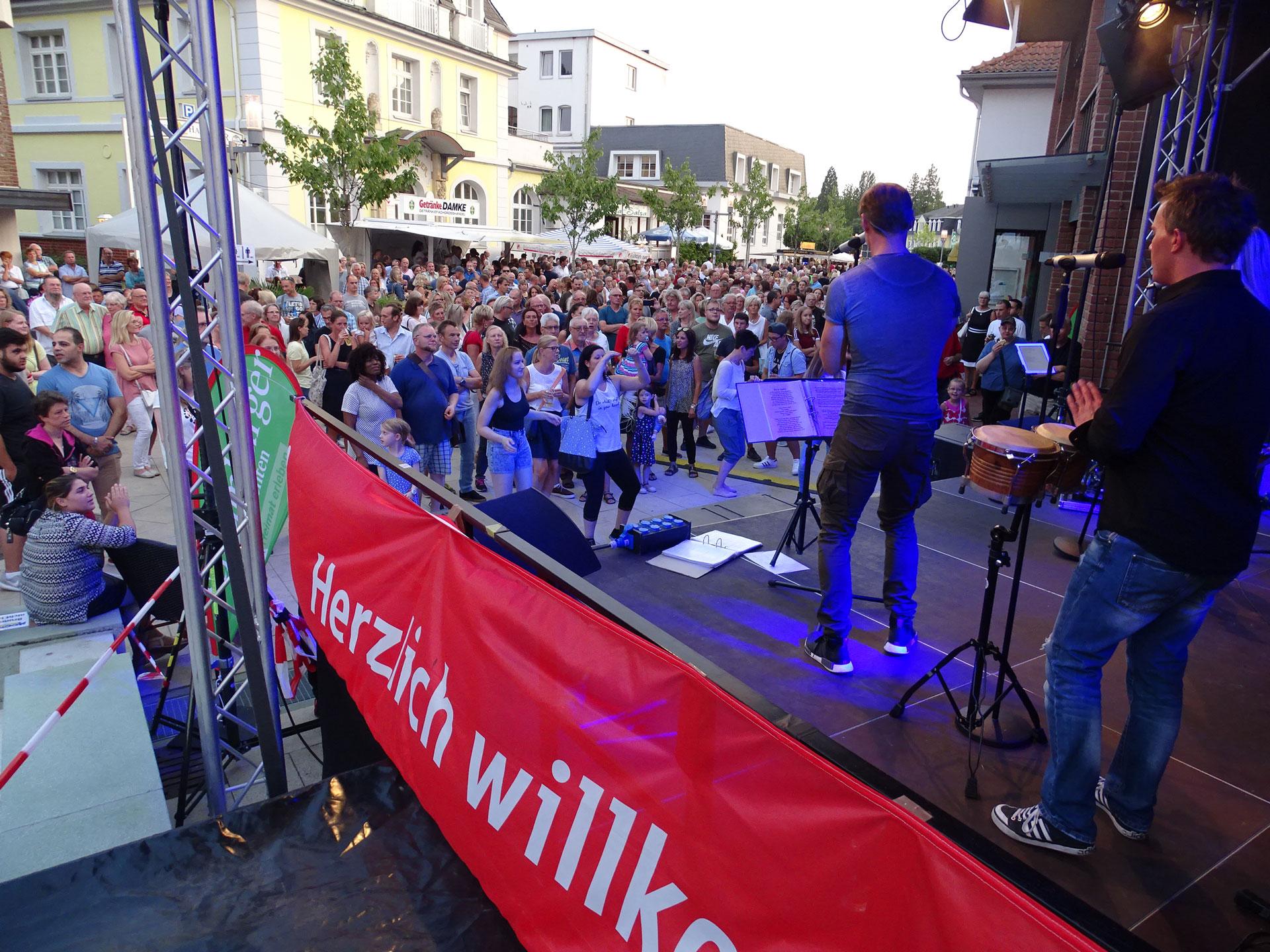 Stadtfest Bad Nenndorf - Moor-Beats